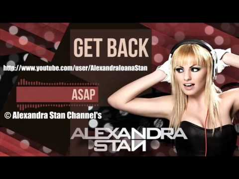 Alexandra Stan - Get Back (ASAP) Official Instrumental + Download Link