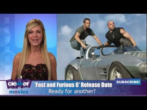 'Fast and Furious 6' Gets Release Date