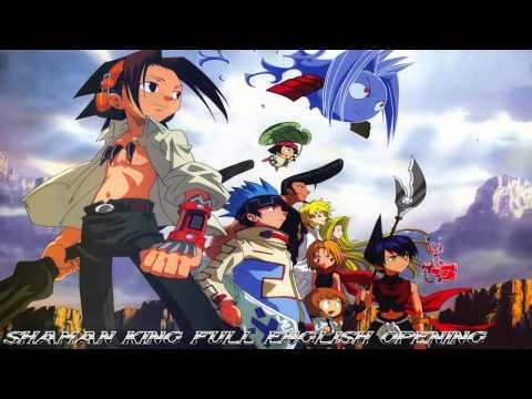 Shaman King Full English Opening ''To Be Shaman King!'' (Extended/Remix)