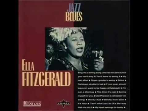Ella Fitzgerald - Fever (with lyrics)