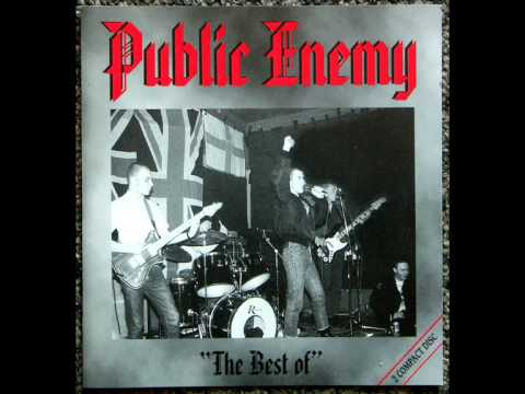 Public Enemy(Paul Burnley) - National Socialist
