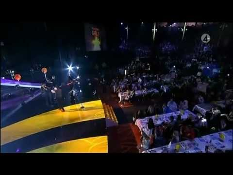 Eric Saade - Miss Unknown (Live @ Min Stora Gala 2012)