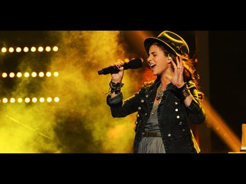 Carly Rose Sonenclar - Rolling in the Deep | Live Show 7 | The X Factor USA 2012 - Top 8