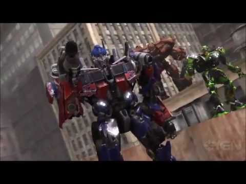 Transformers 3 Dark Of The Moon Video Game Trailer # 2 EastwoodClinton Live Action Movie Updates