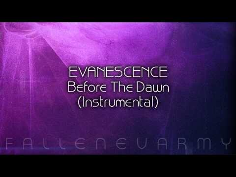 Evanescence - Before The Dawn - Instrumental