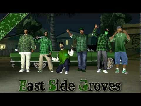 GTA San Andreas - Gangster slideshow