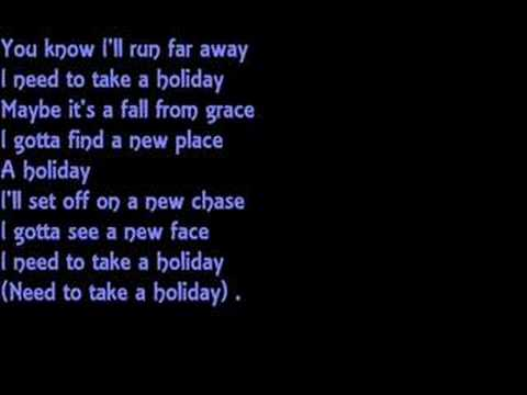 boys like girls - holiday