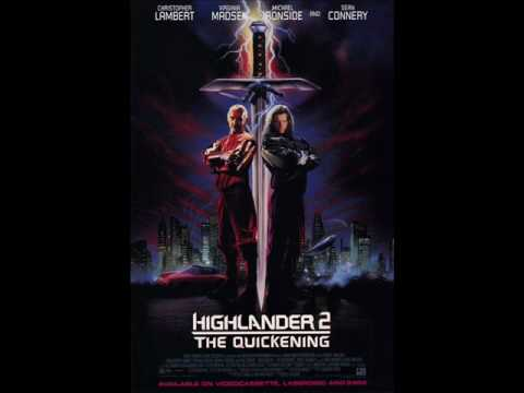 Highlander 2: The Quickening - One Dream (Ending Song)