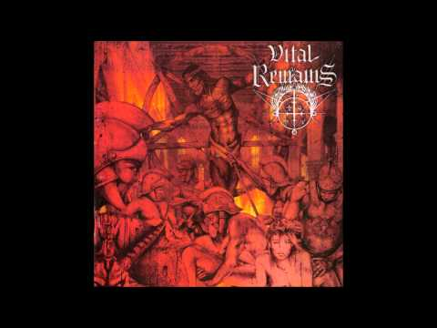 Vital Remains - Devoured Elysium