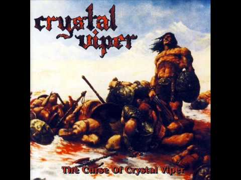 CRYSTAL VIPER - Sleeping Swords