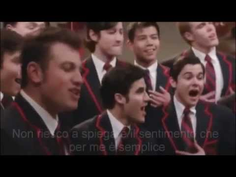 Silly Love Songs - Glee Cast (Traduzione) [Full Performance]