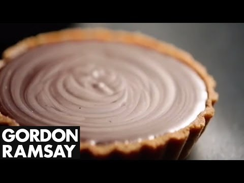 Individual Chocolate Tarts - Gordon Ramsay