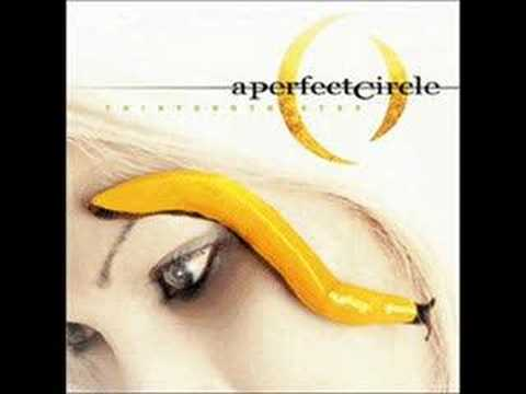 11. Lullaby - A Perfect Circle