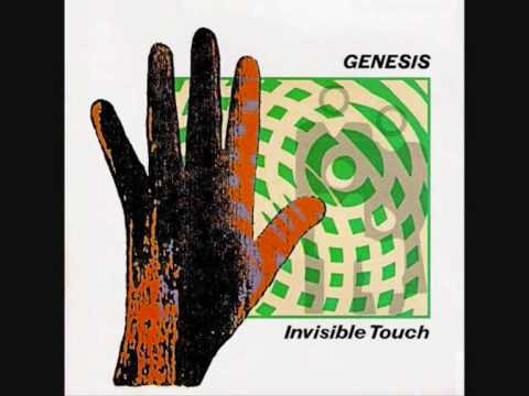 Genesis - Invisible Touch (HQ)
