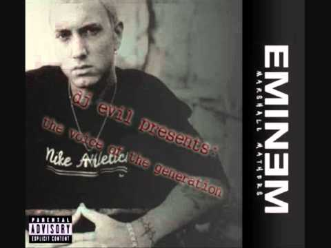 Eminem - You Are Beautiful (feat. Elton John) (DJ Evil Remix)