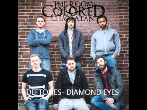 Diamond Eyes Cover - The Room Colored Charlatan