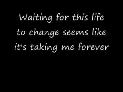 red jumpsuit apparatus waiting lyrics