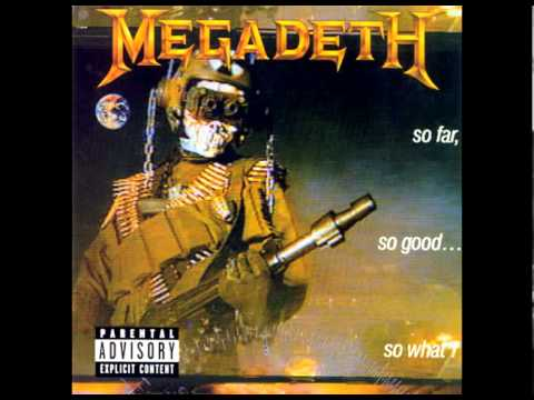 Megadeth - Liar (Lyrics)