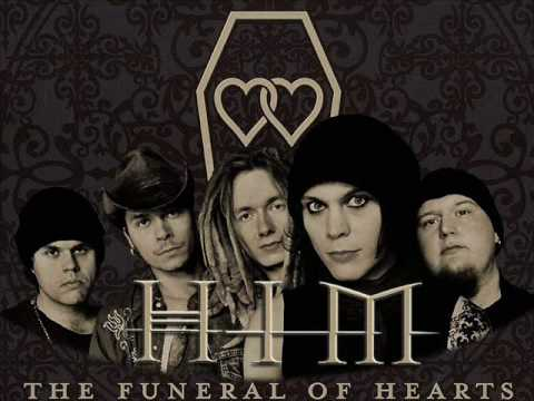 HIM - Funeral Of Hearts Instrumental Cover